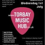 Torbay Music Hub website
