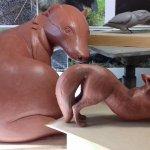 Wildlife Sculpture Courses with Ama Menec