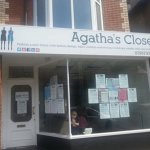 Agatha's Closet : A place for all things needlecraft.