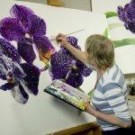 Rosie Sanders / Artist and printmaker