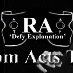 Random Acts Theatre / Defy Explanation