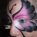 WICKED WRAPZ N FAB FACES / Face painter, Hairbraider, glitter tattoo's kids entertainer
