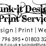 Funk-it Design & Print Services / A One-Stop Shop for all your Design, Print & advertising needs.