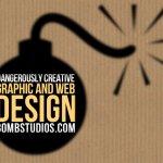 Bomb Studios / Graphic and web design