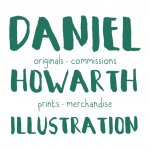 Daniel Howarth Illustration / Illustrator
