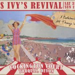 Miss Ivy / Miss Ivy's Revival @ Cockington Park