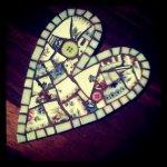 michelle mcquin farrand / mosaic artist