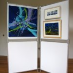 Devon Art Stands / Portable Art and Display Stands for Sale and for Hire