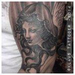 Klaus tattooer / Rose tattoo Paignton