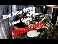 Drum cover - I Want Candy