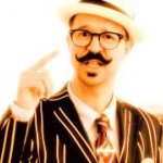 'Just Like A Chap' by Mr.B The Gentleman Rhymer