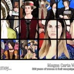 The process of Magna Carta Women art project