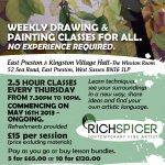 art class workshops