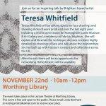Artist Talk: Teresa Whitfield