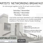 Artists Networking Breakfast