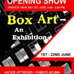 BOX ART EXHIBITION