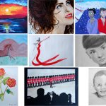Drawing and Painting course wednesday in Broadwater/Worthing