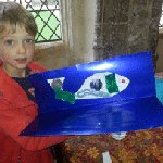 Family Activities at Chichester Cathedral: 'Wonderful Water'