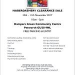 Haberdashery Clearance Sale