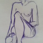 Life Drawing Workshop in Worthing