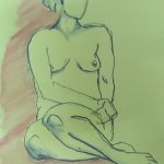 Life drawing workshop Worthing