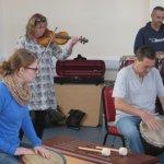 Lifemusic workshop with Rod Paton 'Celebrating'