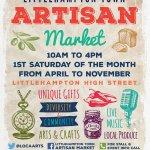 Littlehampton Town Artisan Market (Small Business Saturday)
