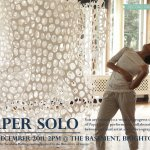 Paper Solo: work in progress sharing @ The Basement, Brighton