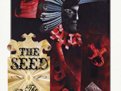 The Seed: The Burning Gardens @ Borde Hill