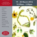 The Sussex Guild Contemporary Craft Show at Stanmer House
