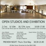 West Street Loft Open Studios and Exhibition