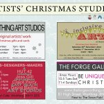 Worthing Art Studios Open Studio Christmas Event