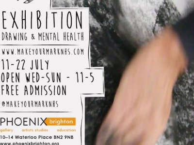 Year of Drawing exhibition: Drawing and Mental Health