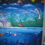 Albie's Mural 3 - 10 feet x 8 feet