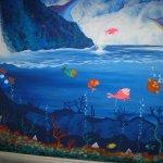 Albie's Mural 6 - 10 feet x 8 feet