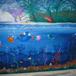 Albie's Mural 7 - 10 feet x 8 feet