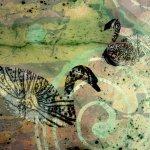 Bosham Swans by Emily Finn