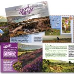 Brochure design: Wightlink – Secret Wight