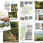 Brochure design: Wightlink – Wight Safaris