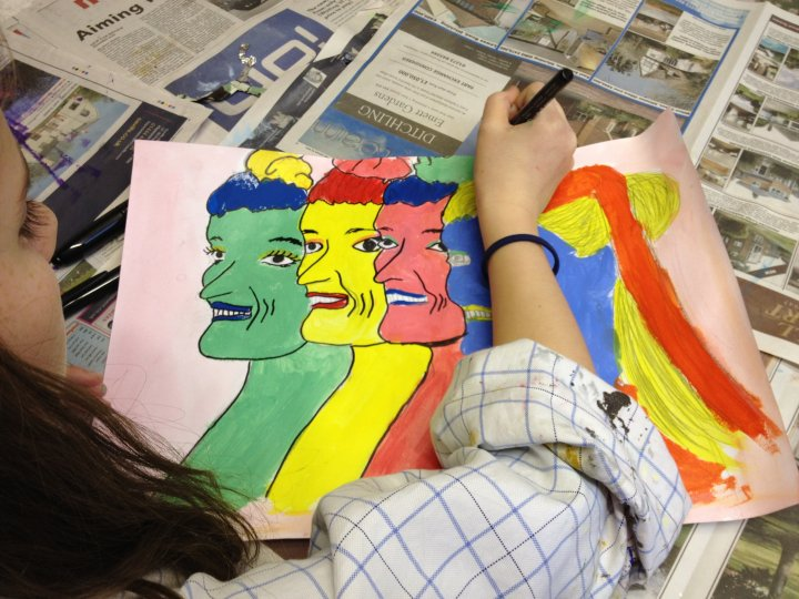 CHILDRENS ART CLASSES