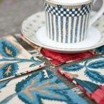 Fabric Coaster Set