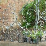 Floral Gate & Screen