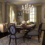 Mayfair house rendering