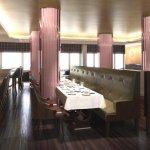 The Sanctum restaurant , Soho