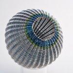 Turquoise Aluminium Urchin