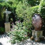Zimmer Stewart Gallery Sculpture Garden