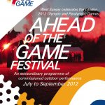 Announcing the Ahead of the Game Festival, July to Sept 2012!