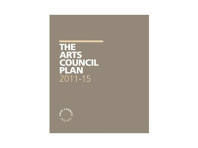 Arts Council England Strategic Funding Launch