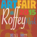 Horsham Artist Open Studios / art fair 2015