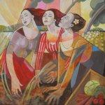Angela Brittain / narrative painter